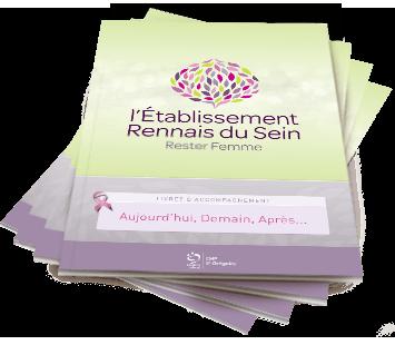 Télécharger le livre d'accompagnement de Etablissement Rennais du sein