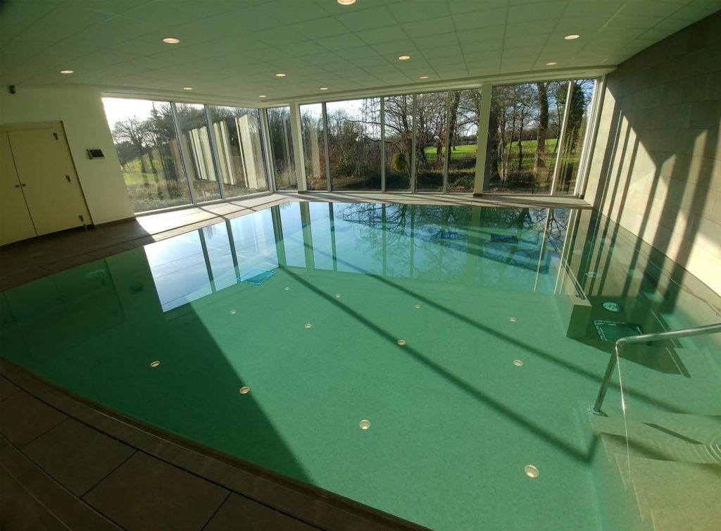 La piscine de Vivalto Sport